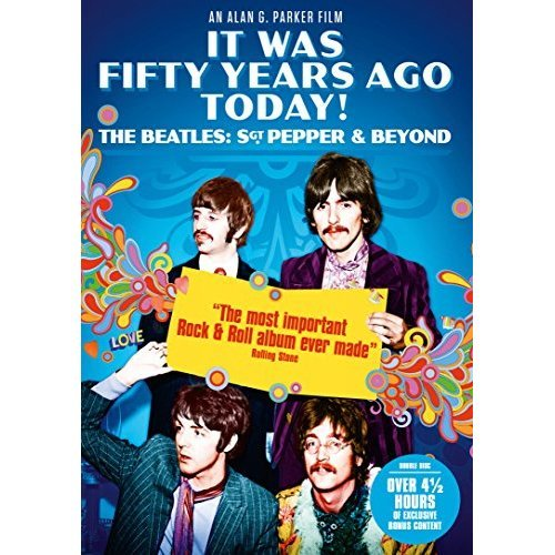 It Was Fifty Years Ago Today! The Beatles: Sgt. Pepper and Beyond [DVD] [DVD]