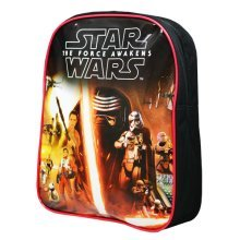 Star Wars Episode 7 Rule The Galaxy Backpack, Black - Backpack School Bag Force -  backpack star wars 7 school episode bag force awakens rucksack
