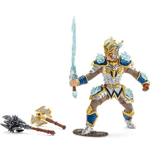 Schleich 70123 - Eldrador Griffin knight hero with weapons