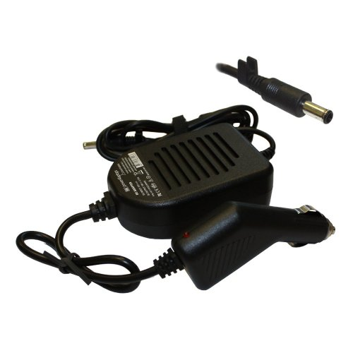 Samsung NP-N210-JA03ES Compatible Laptop Power DC Adapter Car Charger