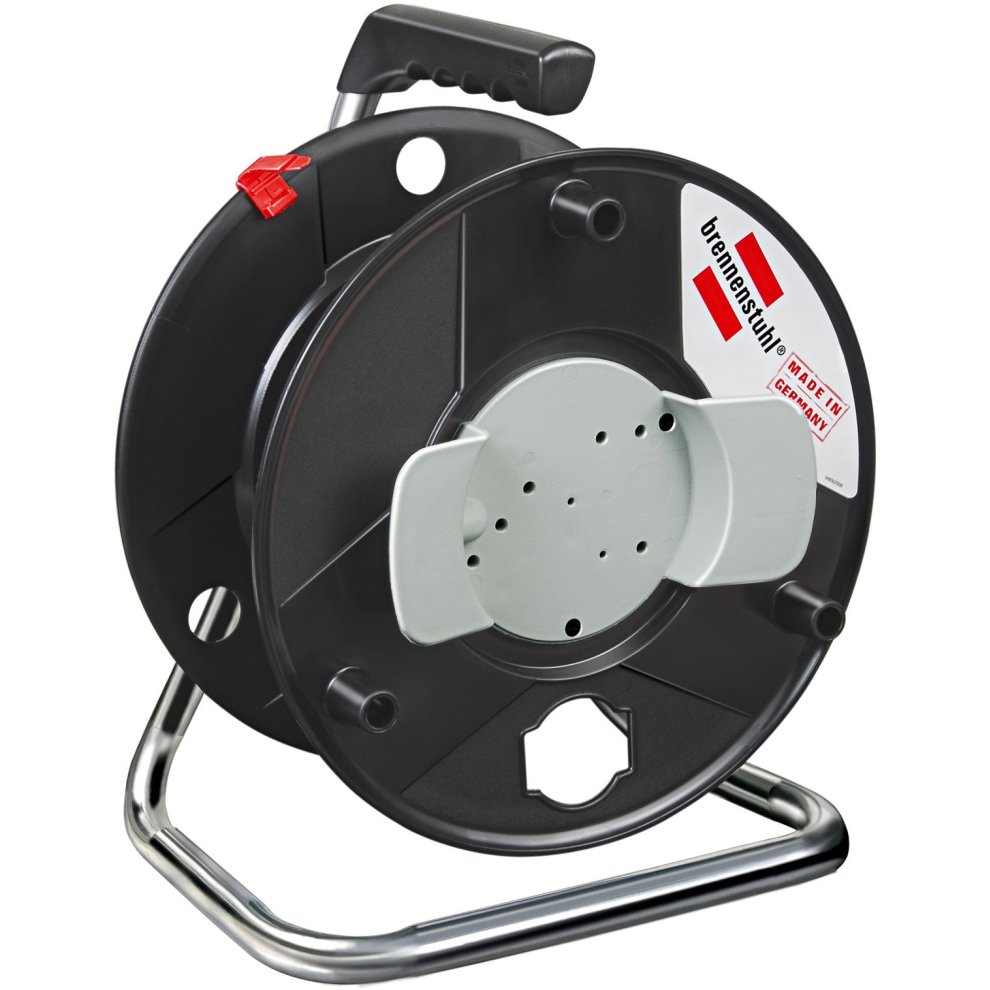 Brennenstuhl Garant hose reel (Ø 290mm, with carry handle