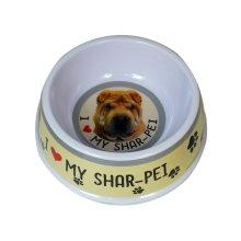 Shar-Pei Dog Bowl