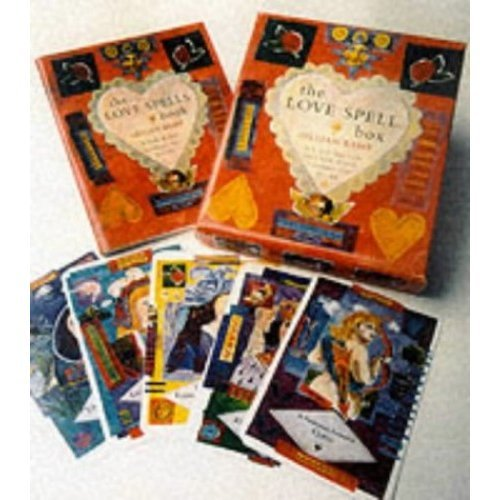 The Love Spells Box: Pack of 30 Love Spells Cards and a Book of Spells