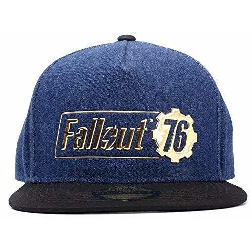pretty nice 7da37 08705 Difuzed Fallout - Fallout 76 Logo Badge Snapback (New) on OnBuy