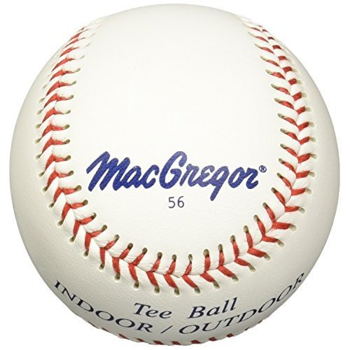 MacGregor #56 Official Tee Balls (One Dozen)