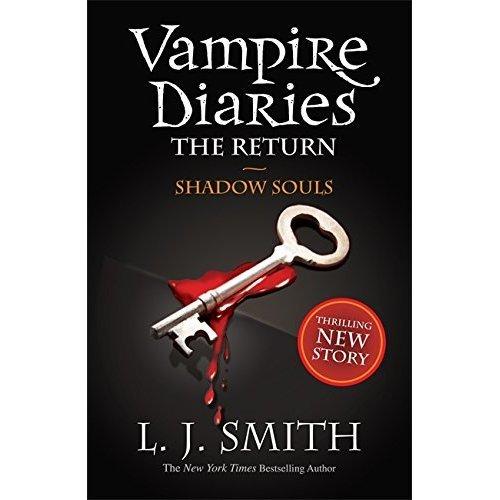 The Vampire Diaries: Shadow Souls: Book 6: 2/3