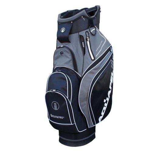 iCart Aquapel 3 Water Resistant  9 Inch 14-Way Trolley Cart Golf Bag