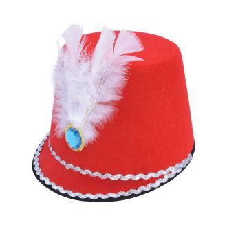 Bristol Novelty Womens/Ladies Marjorette Hat