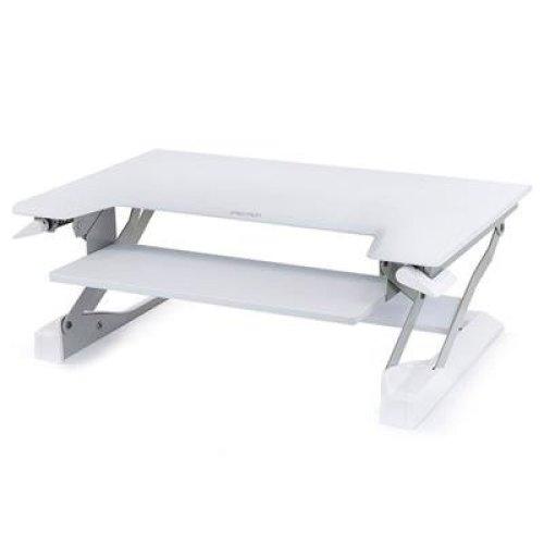 Ergotron Stand/Table WorkFit - White
