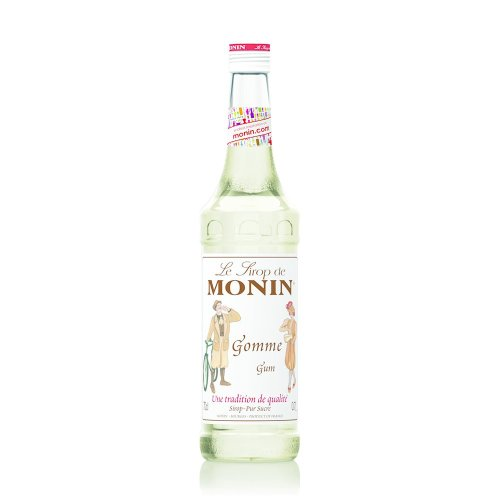 Monin Gomme Coffee Syrup 700ml (glass)