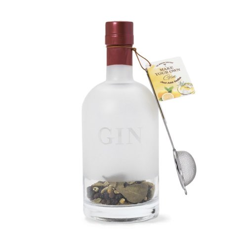 Make Your Own Gin: Homebatch Edition | A Collection of Spices and Materials for Crafting Homemade, Small Batch Gin