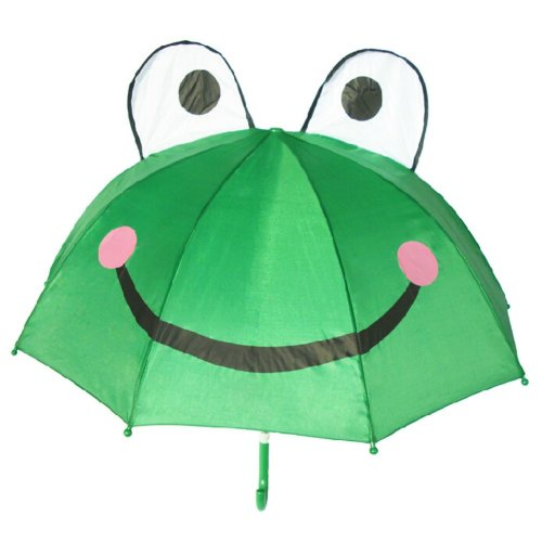 Cute Cartoon Creative Umbrella Kids' Umbrella FROG
