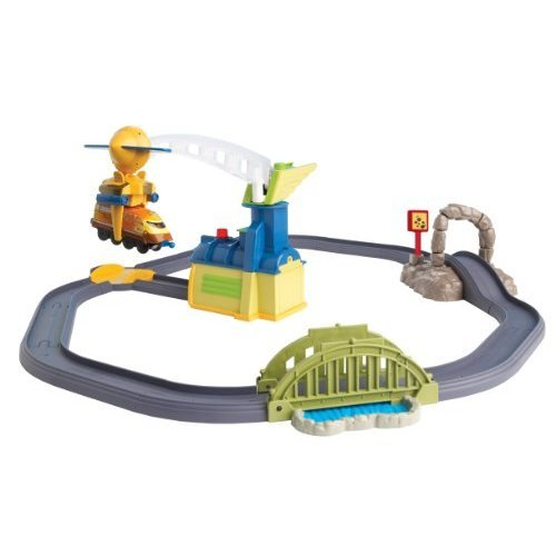 Chuggington Die-Cast Action Chugger Adventure Playset