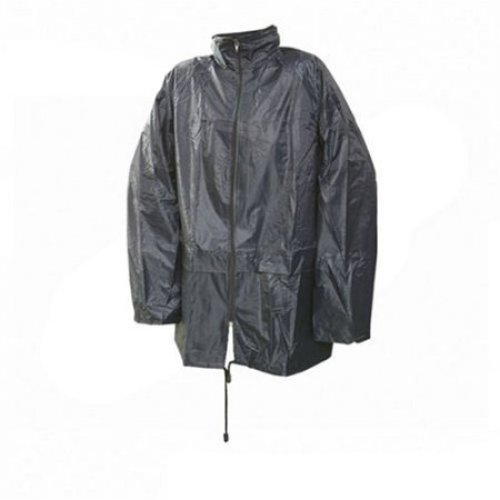 "58"" Extra Large Lightweight Pvc Jacket - 144cm 58 XL Silverline 456963 -  lightweight pvc jacket 144cm 58 xl silverline 456963"