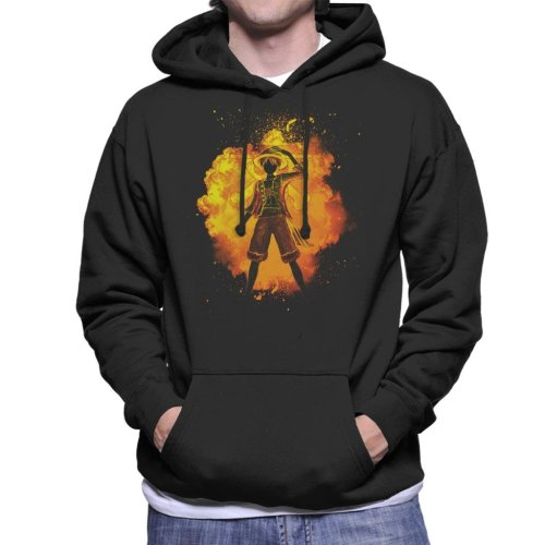 One Piece Soul Of The Pirate Men's Hooded Sweatshirt