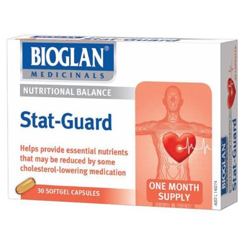 Bioglan Stat-guard 30 Capsules