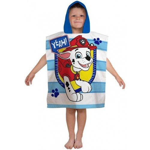 Paw Patrol 'Peek' Hooded Towel Poncho