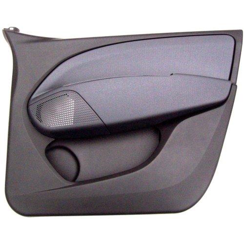 Fiat Doblo Genuine New Interior Front Black Door Panel Right Side 735469697