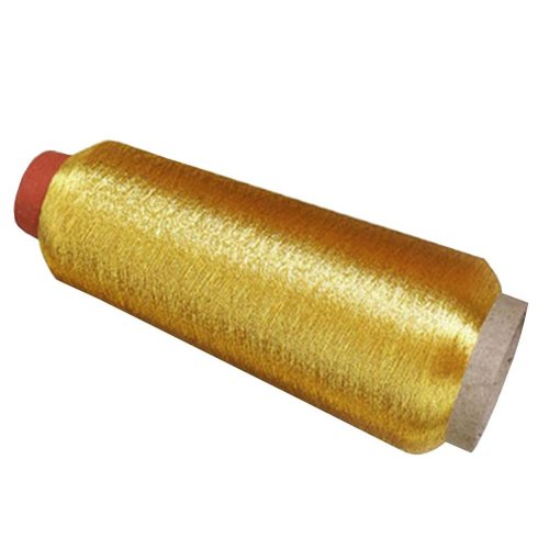 [Golden] Embroidery Thread Machine Embroidery Thread Sewing, 3250 Meters