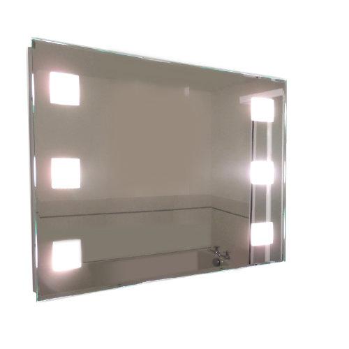 Snaresbrook Rectangular LED Mirror Landscape