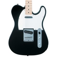 Fender Squier Affinity Telecaster Electric Guitar, Black, Maple