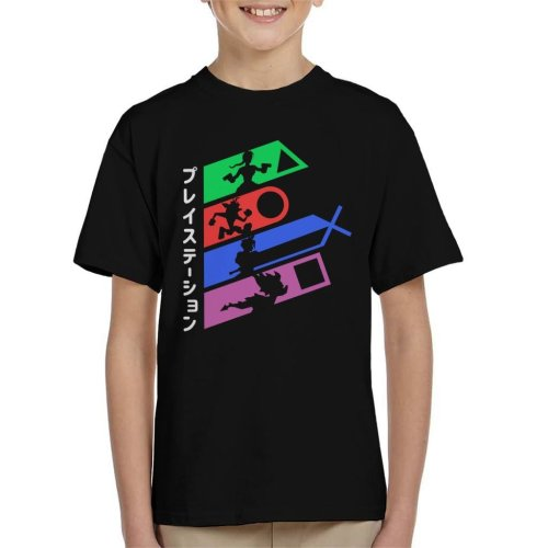 PSX Classics Lara And Co Kid's T-Shirt