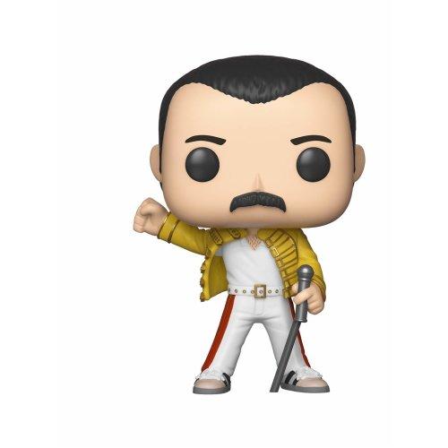 Funko POP! Rocks: Queen: Freddie Mercury (Wembley 1986)