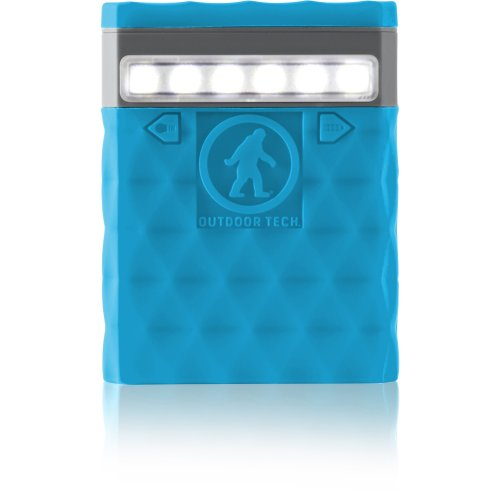 Outdoor Tech Kodiak 2.0 - 6K Powerbank - Electric Blue