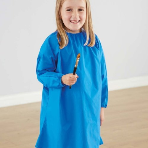 6pc Waterproof Children's Painting Smocks | Kids' Art Apron Set