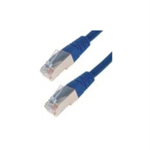 5M Blue Rj45 Sstp Cat 6A Stranded Flush Moulded Network Cable 26Awg Ls0H 37-0050B