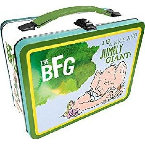 Lunch Box - Dahl - The BFG Gen 2 Fun Box New 48225