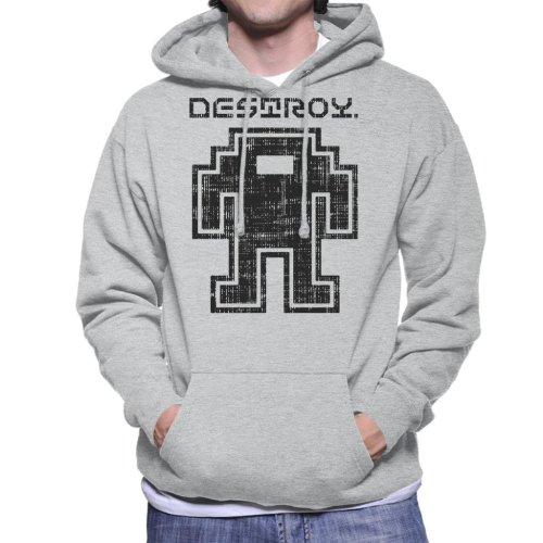 Beserk Destroy Men's Hooded Sweatshirt