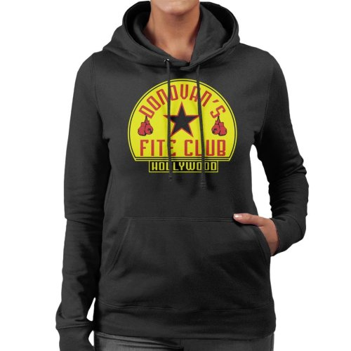 Ray Donovan Fite Club Women's Hooded Sweatshirt