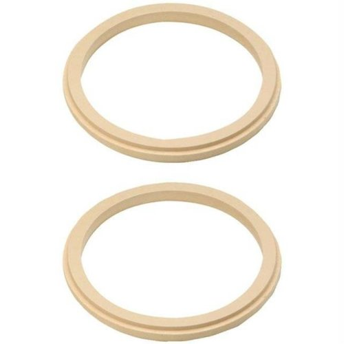 Install Bay SR8 Mdf Speaker Rings, Pair -8 in. X 1-2 in.