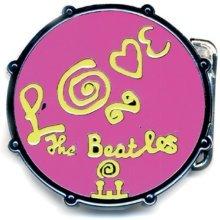 Loud Distribution - The Beatles Boucle De Ceinture Love Drum