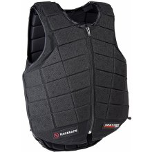 Racesafe Provent 3.0 Body Protector - Adults: Black: X Small X Long Tail