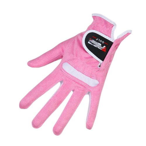 Soft Breathable Golf Gloves Golf Accessories Golf Gifts for Women(Pink) #18