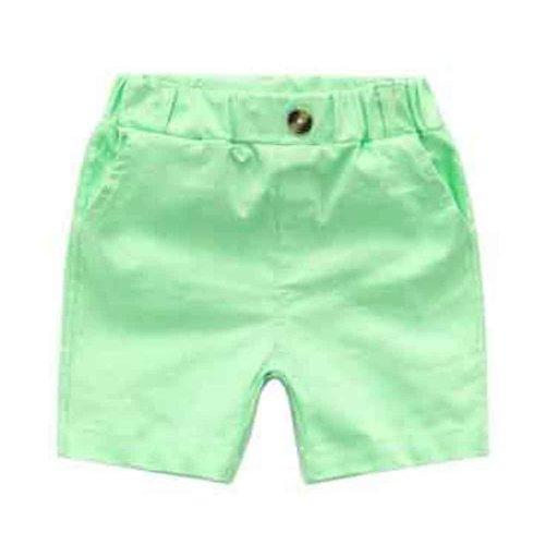 Baby Boy Short Pants Cute Short Pants for Summer Suitable for 100cm [E]
