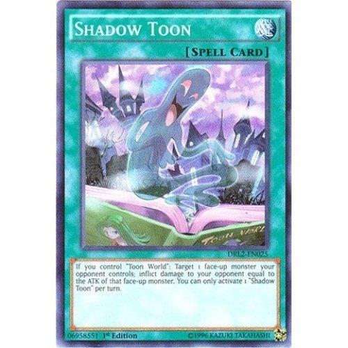 Yu-Gi-Oh! - Shadow Toon (DRL2-EN025) - Dragons of Legend 2 - 1st Edition - Super Rare