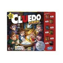 Hasbro Cluedo Junior Family board Game 2 to 6 Players