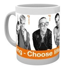 Trainspotting Cast Mug