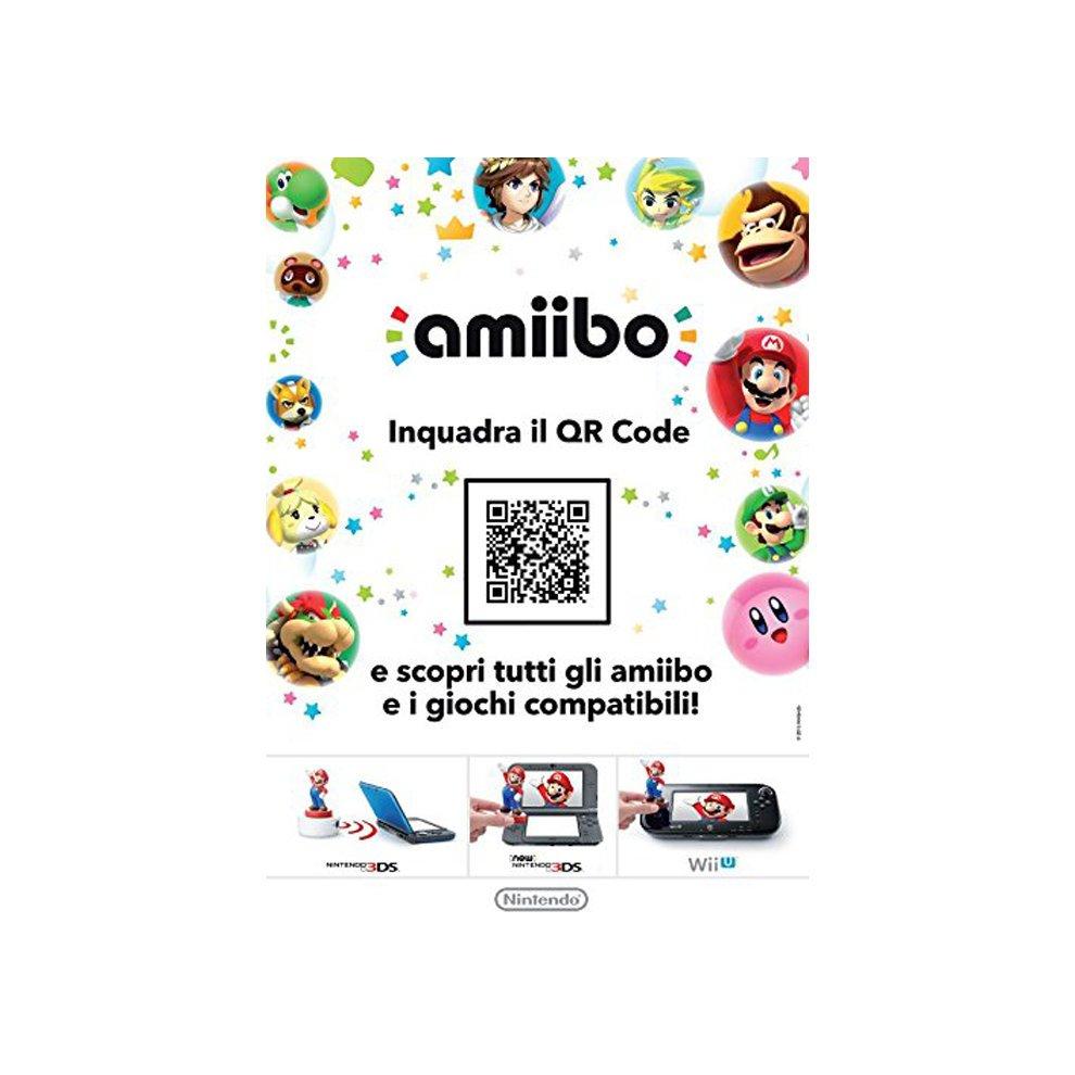 Amiibo Animal Crossing Cyrus Nintendo Wii U/3DS