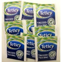 Tetley Tea Bags - Individually Enveloped & Tagged