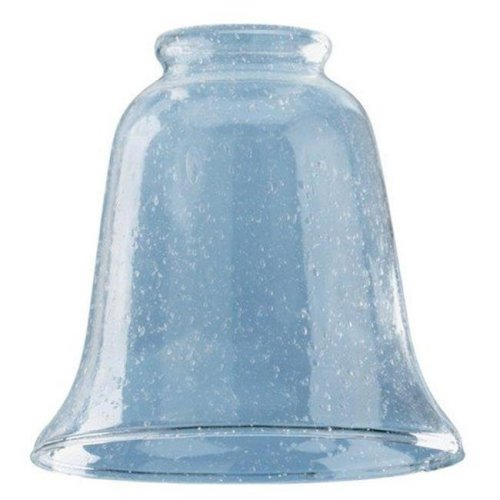 Westinghouse 8109500 2.25 in. Clear Seeded Glass Bell