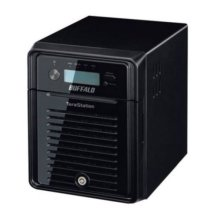 Buffalo 12TB TeraStation 3400 Business Class NAS Drive, (4 x 3TB), RAID 0, 1, 5, 6, 10, JBOD, NovaBACKUP, Hot Swap