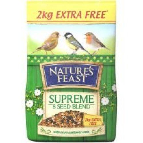 Nature's Feast Supreme 8 12.75kg