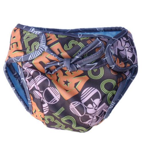 Coffer Baby Infant Swim Brief Swim Diaper Swim Pant, M