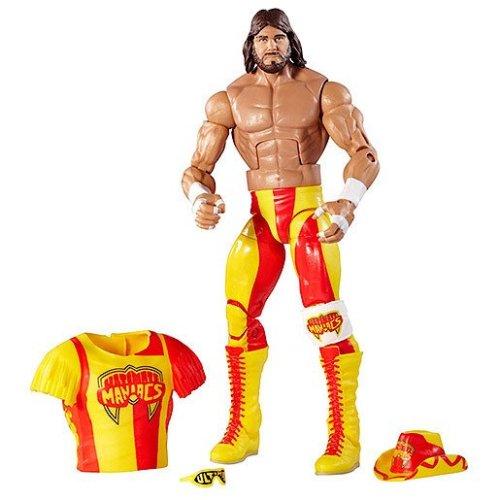 Wwe Elite Collection Maniac Randy Savage Figure