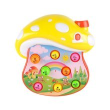 Playing HItting Hamster Inspire Kids Brain and Hands Development, 19*19.5*6cm/H