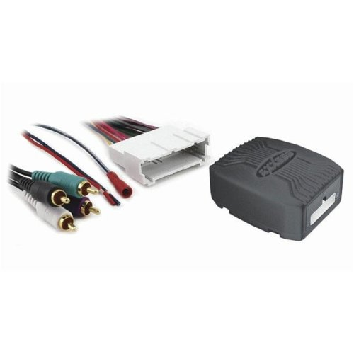 Metra GMOS-06 2-Channel RCA Input - 2000-2004 Cadillac with Premium-Bose